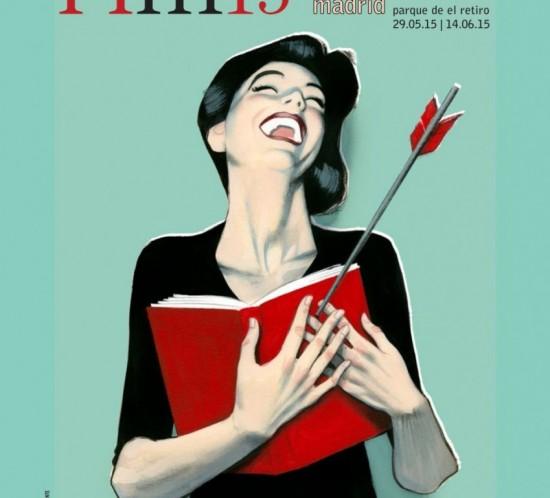 Feria del Libro Madid 2015